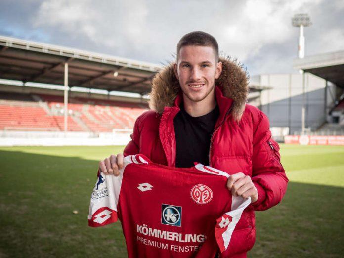 Raffael Cvijetković (Foto: 1. FSV Mainz 05)