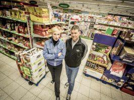 Barbara Lahr und Bernhard Sperrfechter (Foto: Frank Schindelbeck)