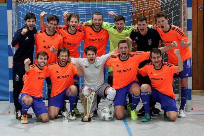 SWFV-Futsalmeister TSG Mainz-Bretzenheim. (Foto: Geisler)
