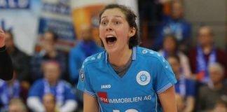 Irina Kemmsies freut sich über drei Punkte (Foto: Detlef Gottwald)
