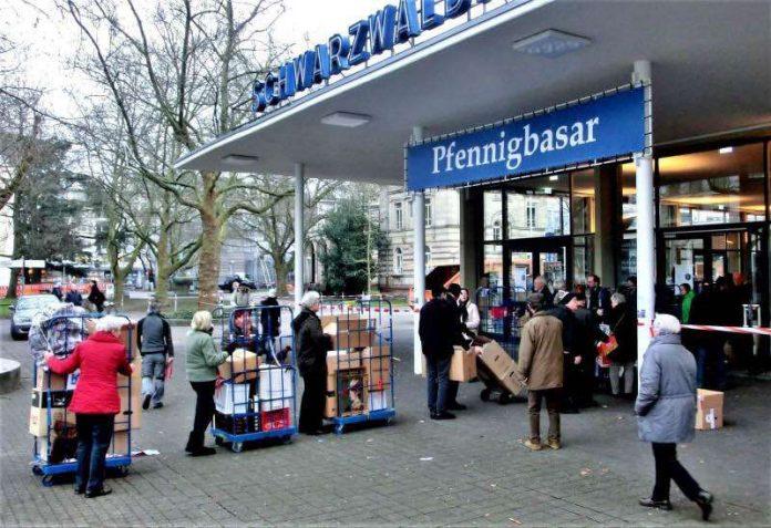 Pfennigbasar Karlsruhe