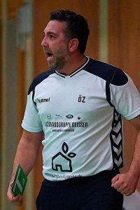 Trainer Erkann Öz (Foto: Andreas Arndt)