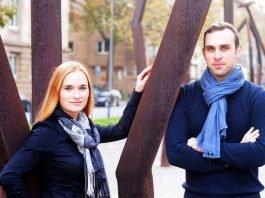 Duo Anstett/Sedlevičius (Foto: Rainer Koehl)