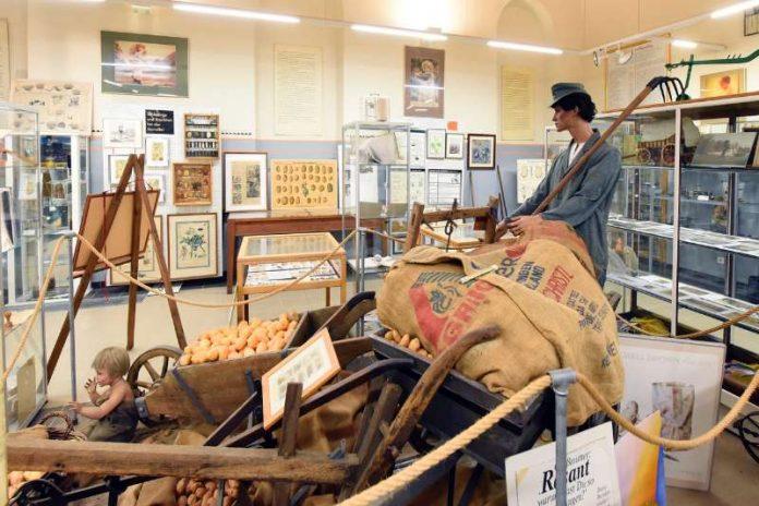 Kartoffelmuseum (Foto: Sparkasse Vorderpfalz/ Klaus Venus)
