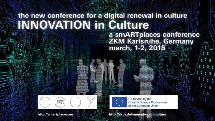 Veranstaltungsplakat (Quelle: ZKM Karlsruhe)