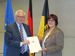 Cornelia Nesch ist neue Landeswahlleiterin (Foto: Ministerium für Inneres, Digitalisierung und Migration Baden-Württemberg)