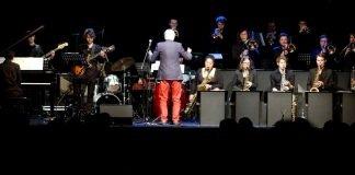 Das Mannheim Jazz Orchestra (Leitung: Prof. Jürgen Seefelder)