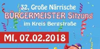 Veranstaltungsplakat (Quelle: Stadt Lorsch)
