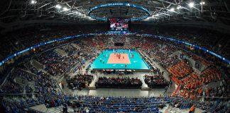 Der Blick aus der VCW-Sportbar: Aus dieser Perspektive werden die VCW-Fans das Finale erleben (Foto: Conny Kurth)