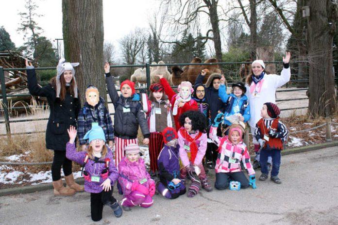 Zoo-Karneval (Foto: Zooschule Heidelberg)