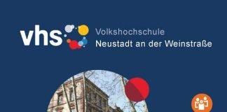 vhs-Frühjahrprogramm 2018 (Quelle: Stadtverwaltung Neustadt)