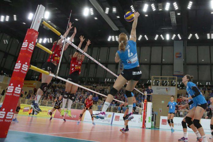 Tanja Großer will gegen Münster voll angreifen (Foto: Detlef Gottwald)