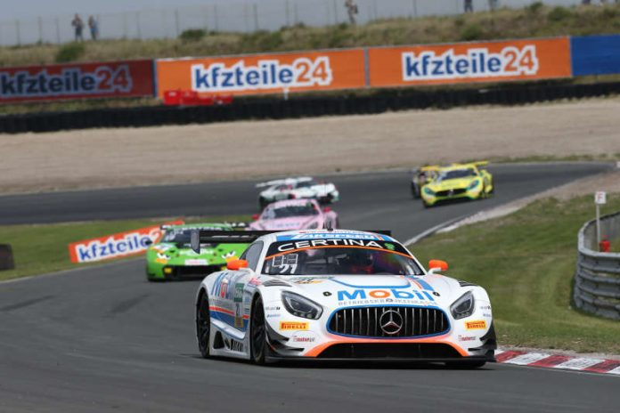 Mercedes-AMG Team ZAKSPEED Mercedes-AMG GT3 - Luca Stolz - // Luca Ludwig (Foto: Gruppe C Photography 21)