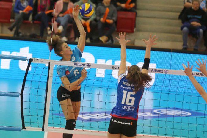 MVP beim Auswärtsspiel in Stuttgart: Kimberly Drewniok (Foto: Detlef Gottwald)