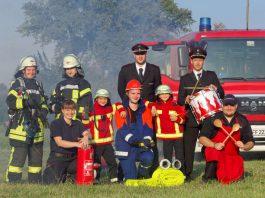 """""""Ehrenamt zeigt sich"""": Freiwillige Feuerwehr Karlsruhe - Kameradschaft für Sicherheit (Foto: Stadt Karlsruhe)"""