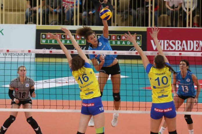 Will auch gegen Schwerin zum Erfolg kommen: Kimberly Drewniok (Foto: Detlef Gottwald)