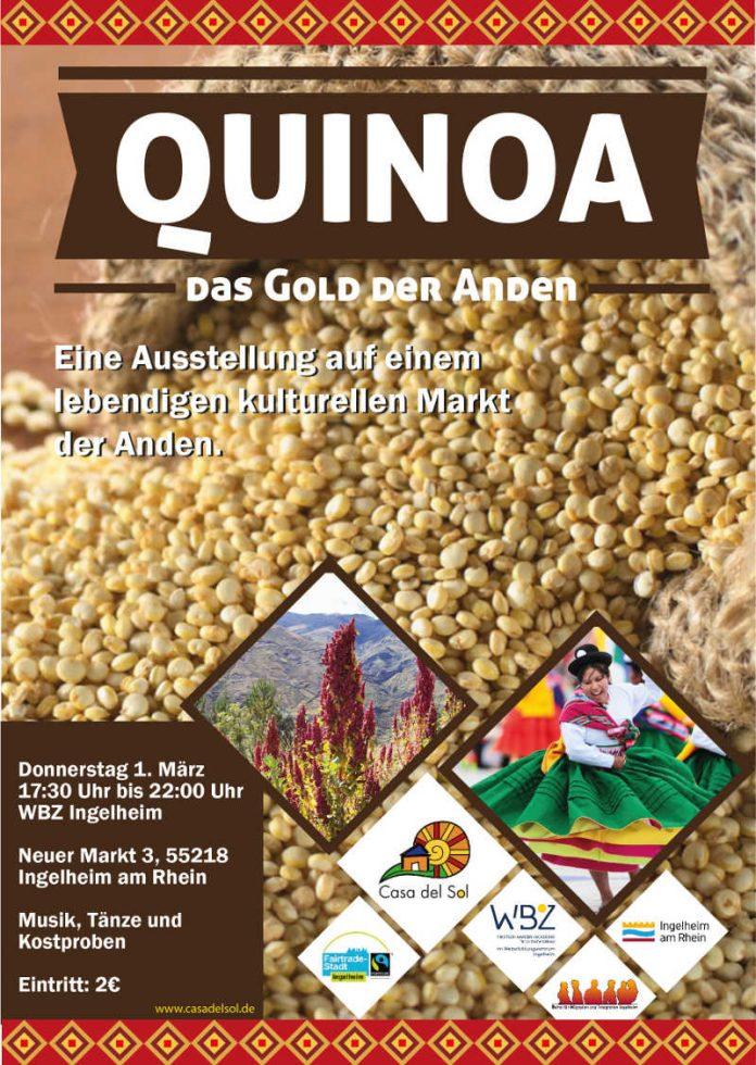 QUINOA, GOLD DER ANDEN