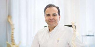Privatdozent Dr. Michael Akbar, Leiter des Zentrums für Wirbelsäulenchirurgie, Zentrum für Orthopädie, Unfallchirurgie und Paraplegiologie. (Foto: Universitätsklinikum Heidelberg)