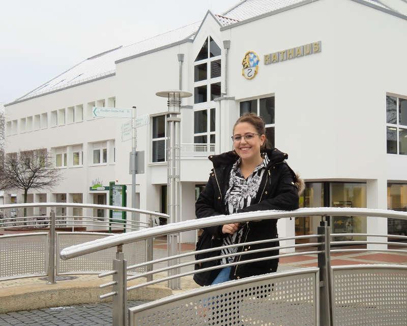 Ann-Katrin Roth ist die neue Sommertagsprinzessin (Foto: Gemeindeverwaltung Haßloch)