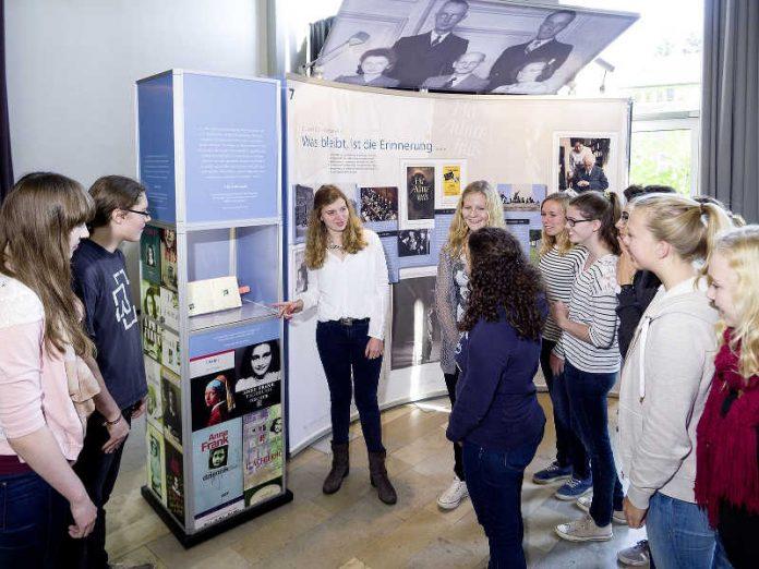 Ausstellung Anne Frank