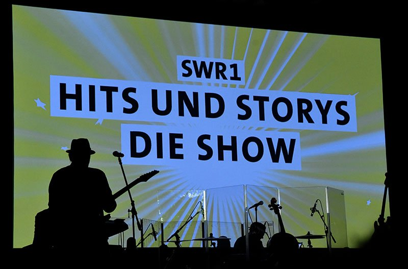 Hits und Storys - Die Show in Worms (Foto: Helmut Dell)