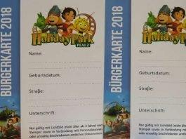 Bürgerkarte (Foto: Gemeindeverwaltung Haßloch)