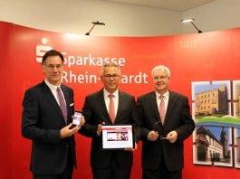 Vorstand Sparkasse Rhein-Haardt