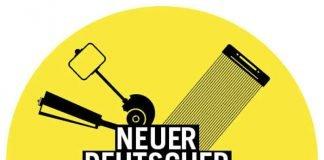 Logo Neuer Deutscher Jazzpreis (Quelle: IG Jazz Rhein-Neckar)