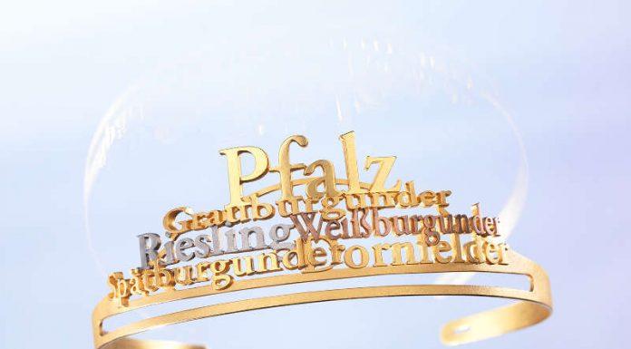 Krone der Pfälzischen Weinkönigin (Quelle: ad lumina!)