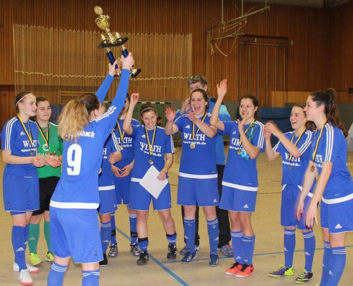 SWFV Frauen-Futsalmeister SC Siegelbach (Foto: SWFV)