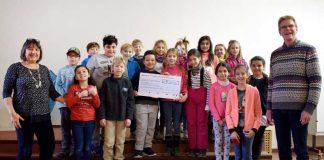 Spende Grundschule