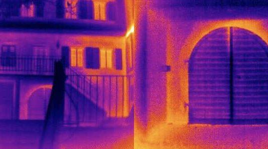 Thermografie (Fotos: Stadtverwaltung Schifferstadt)