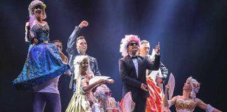 Falco - Das Musical 2018 im Rosengarten Mannheim (Foto: Boris Korpak)
