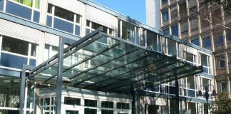 BaFin-Hauptgebäude in Bonn, Sitz der Banken- und Versicherungsaufsicht (Foto: BaFin)