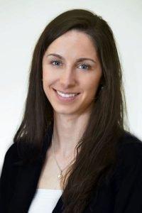 Die Mannheimer Juniorprofessorin Julia Krönung (Foto: privat)