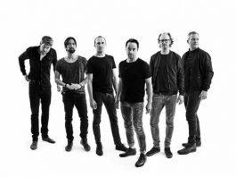 "Jan Josef Liefers & Radio Doria Band- ""2 Seiten"" Tour 2018"