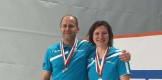 Manuela Pach und Robert Laxa (Foto: SSC)