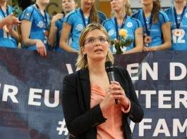 Verlässt den VCW zum Saisonende: Geschäftsführerin Nicole Fetting (Foto: Detlef Gottwald)