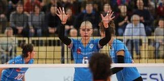 Volle Konzentration für die Playoffs: Selma Hetmann (Foto: Detlef Gottwald)