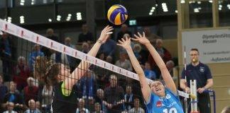 VCW startet mit Niederlage gegen Aachen in die Playoffs (Foto: Detlef Gottwald)