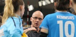 VCW-Chef-Coach Dirk Groß (Foto: Detlef Gottwald)