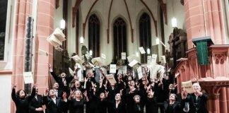 Bachchor Heidelberg (Foto: Annemone Taake)