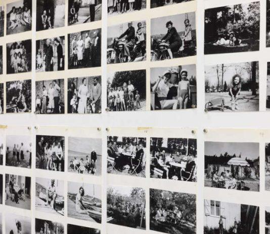 Christian Boltanski, 1939-1964 Album de Photo de la Famille D., 1971 (© VG Bild-Kunst, Bonn 2018, Foto/photo: Axel Schneider)