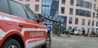 Katastrophenschutzübung in Ingelheim (Foto: Kreisverwaltung Mainz-Bingen)