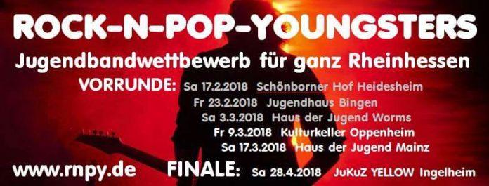 Veranstaltungsplakat (Quelle: Kreisverwaltung Mainz-Bingen)