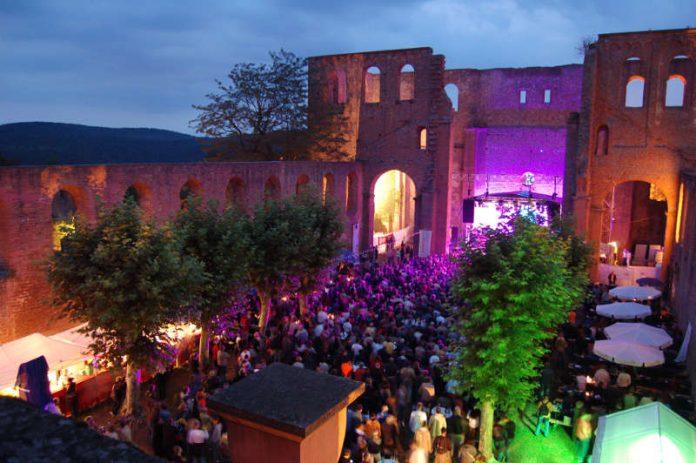 Die Limburg ist einer der Spielorte der palatia-jazz-Konzerte (Foto: S.Y.M.)