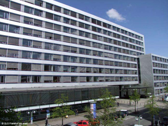 Oberlandesgericht Frankfurt am Main, Außenansicht Zeil (Foto: OLG Frankfurt a.M.)