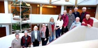 Spendenübergabe der Kunst-Aktion Kita in Mutterstadt (Foto: Gemeindeverwaltung Mutterstadt)