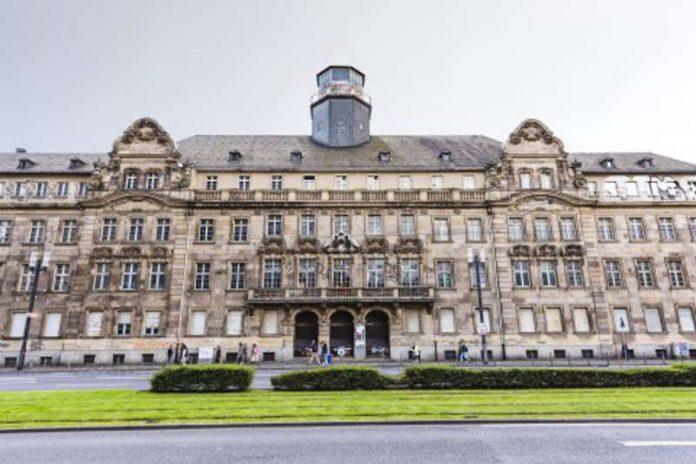 Altes Polizeipräsidium Frankfurt (Foto: Manuel Debus)