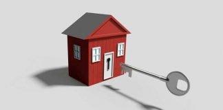Symbolbild Schlüssel Haus Schlüsseldienst - Quelle Pixabay